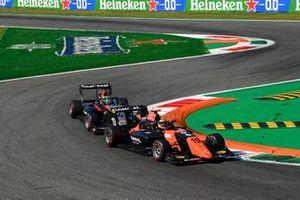 Lukas Dunner, MP Motorsport and Pierre-Louis Chovet, Hitech Grand Prix