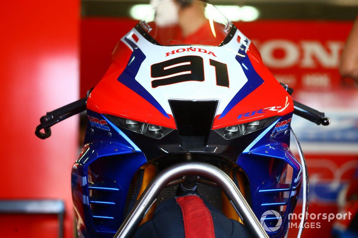 Honda Fireblade, Leon Haslam, Team HRC