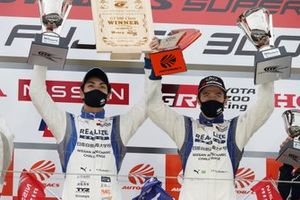 Kiyoto Fujinami, Joao Paulo de Oliveira(#56 Realize Nissan Automobile College GT-R)