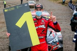 Race winner Niclas Gronholm, GRX Taneco