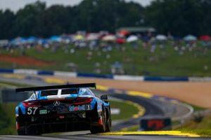 #57 Heinricher Racing avec MSR Curb-Agajanian Acura NSX GT3, GTD: Alvaro Parente, Misha Goikhberg, Trent Hindman