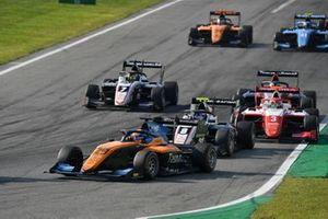 Alexander Peroni, Campos Racing, Alexander Smolvar, ART Grand Prix and Frederik Vesti, Prema Racing