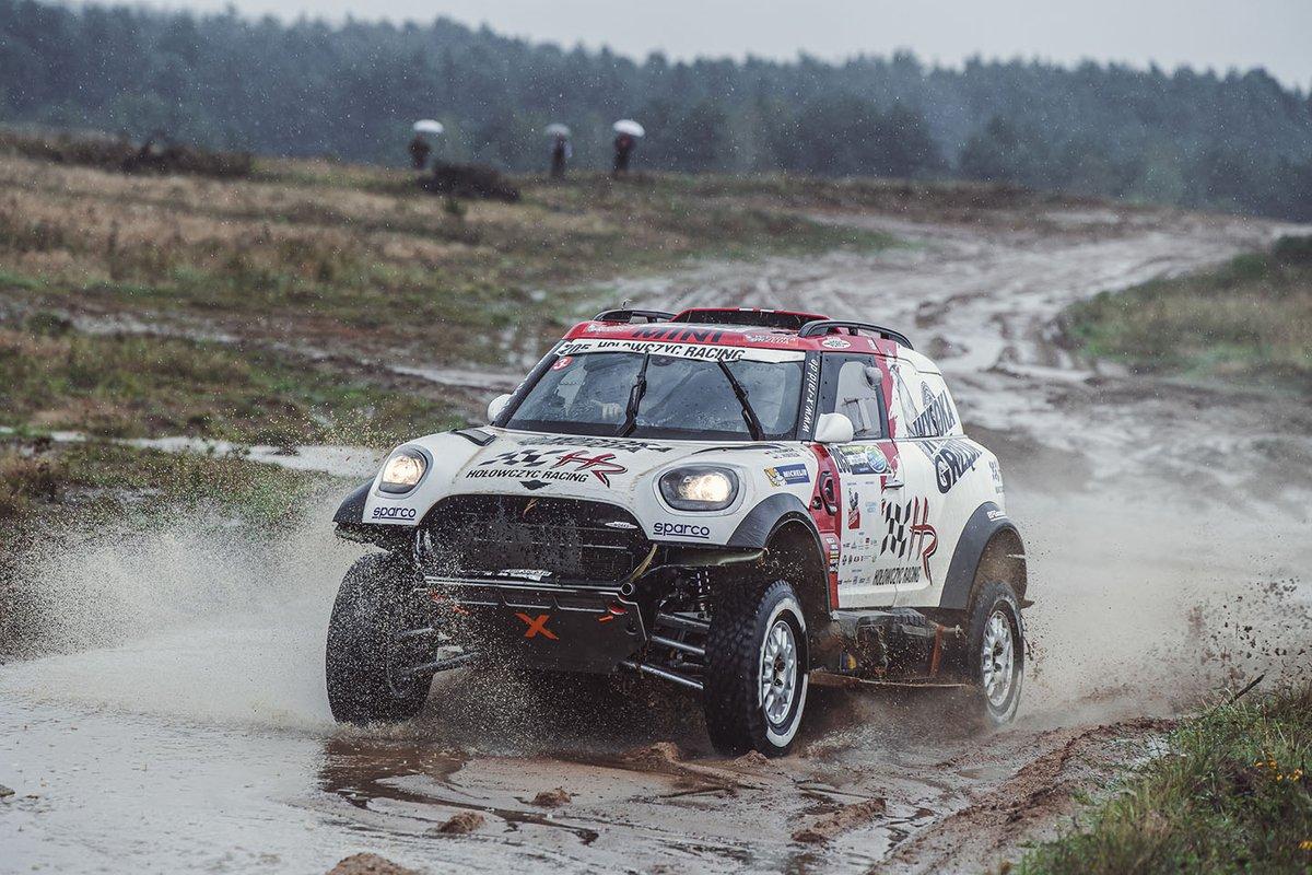 Krzysztof Hołowczyc, Łukasz Kurzeja, Mini John Cooper Works Rally