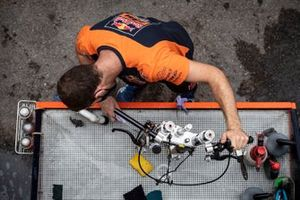 Red Bull KTM Ajo, mécanique