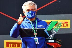 Andrea Dosoli, Yamaha