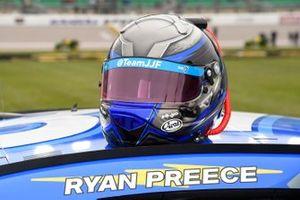 Helm: Ryan Preece, JTG Daugherty Racing