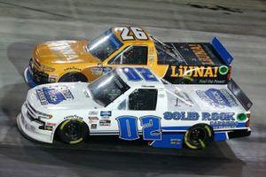 Tate Fogleman, Young's Motorsports, Chevrolet Silverado Solid Rock Carriers, Tyler Ankrum, GMS Racing, Chevrolet Silverado Liuna