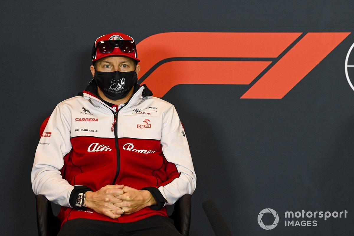 Imola: Kimi Räikkönen (Alfa Romeo)