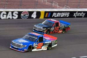Stewart Friesen, Halmar Friesen Racing, Toyota Tundra Halmar Racing To Beat Hunger Austin Hill, Hattori Racing Enterprises, Toyota Tundra Weins Canada