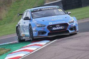 Chris Smiley, Excelr8 Motorsport Hyundai i30 Fastback N Performance