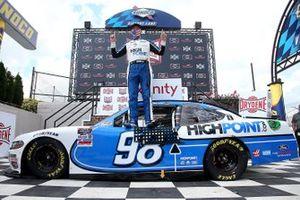 Ganador Chase Briscoe, Stewart-Haas Racing, Ford Mustang