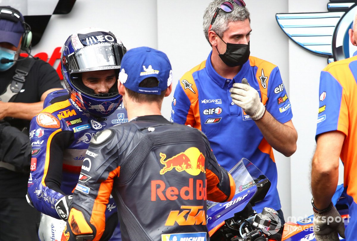 Miguel Oliveira, Red Bull KTM Tech 3 , Pol Espargaro, Red Bull KTM Factory Racing