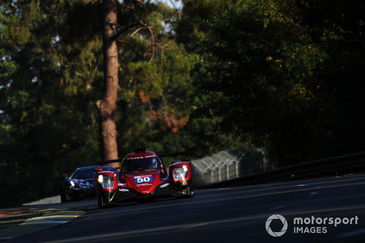 #50 Richard Mille Racing Team Oreca 07 - Gibson: Tatiana Calderon, Sophia Floersch, Beitske Visser