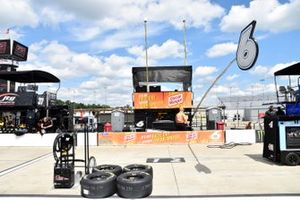Ryan Newman, Roush Fenway Racing, Ford Mustang Oscar Mayer Bacon
