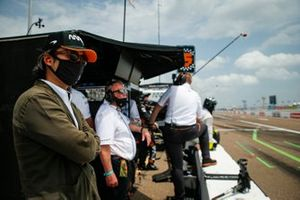 Pato O'Ward, Arrow McLaren SP Chevrolet guest