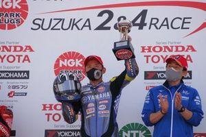 Kastuyuki Nakasuga,YAMAHA FACTORY RACING TEAM