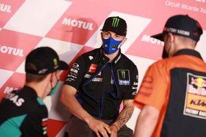 Fabio Quartararo, Petronas Yamaha SRT, Maverick Vinales, Yamaha Factory Racing, Pol Espargaro, Red Bull KTM Factory Racing