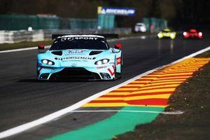 #33 TF Sport Aston Martin Vantage AMR : Ben Keating, Dylan Pereira, Felipe Fraga