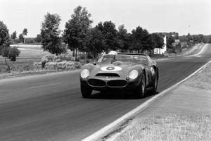 Olivier Gendebien, Phil Hill, SpA Ferrari SEFAC, Ferrari 330 TRI/LM (Spyder)