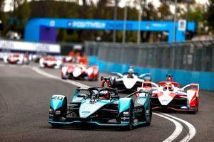 Mitch Evans, Jaguar Racing, Jaguar I-Type 5, Alex Lynn, Mahindra Racing, M7Electro