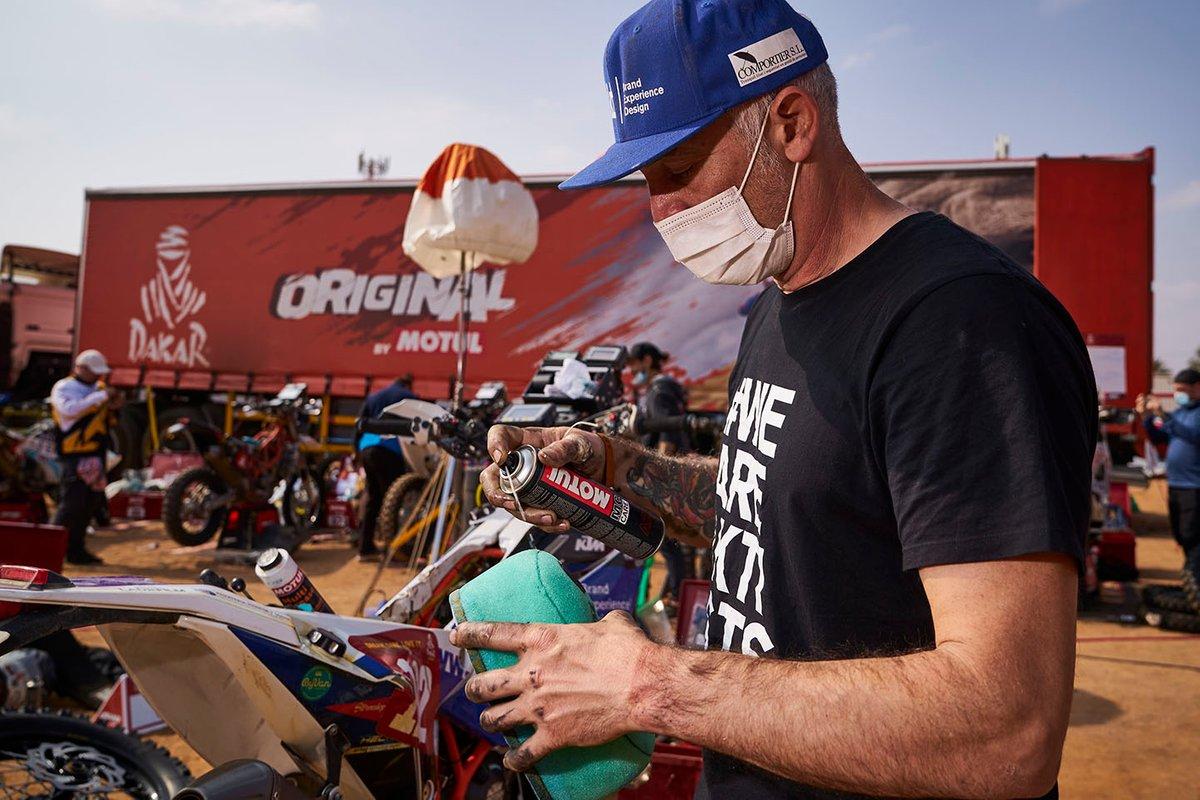 Motul w Rajdzie Dakar