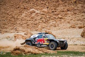 #302 X-Raid Mini JCW Team: Stéphane Peterhansel, Edouard Boulanger