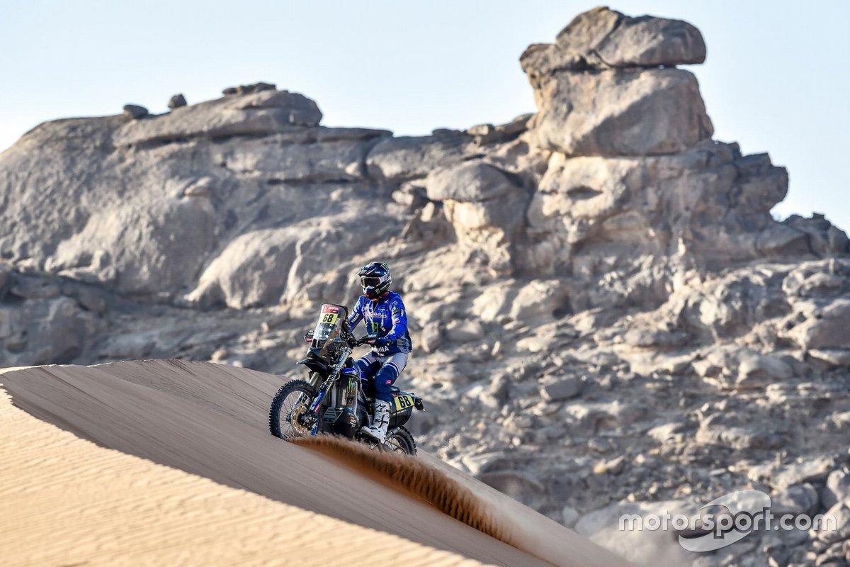 #68 Monster Energy Yamaha Rally Team: Jamie Mccanney