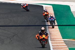 Pol Espargaro, Red Bull KTM Factory Racing, Alex Rins, Team Suzuki MotoGP, Brad Binder, Red Bull KTM Factory Racing, Miguel Oliveira, Red Bull KTM Tech 3
