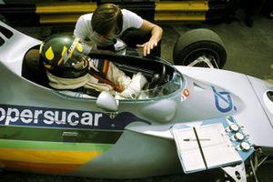 Wilson Fittipaldi, Copersucar, Fittipaldi FD02, mit Richard Divila