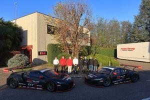 Nova Race, JAS Motorsport, Honda NSX GT3 Evo