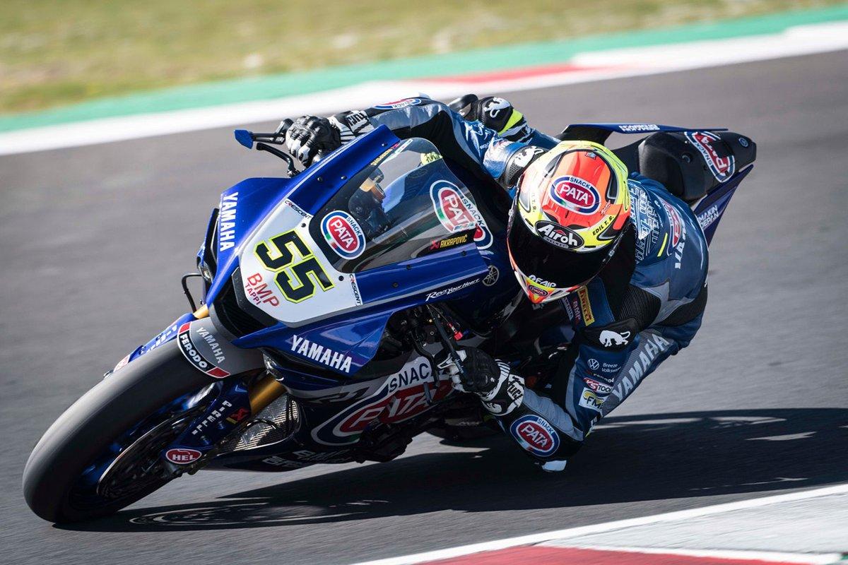 Andrea Locatelli, PATA Yamaha WorldSBK Team