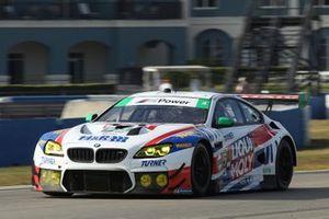 #96: Turner Motorsport BMW M6 GT3, GTD: Robby Foley, Bill Auberlen, Aidan Read