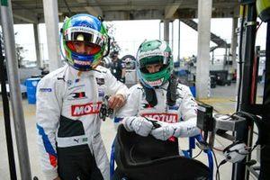 #24 BMW Team RLL BMW M8 GTE, GTLM: Jesse Krohn, Augusto Farfus