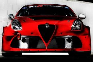 Alfa Romeo Giulietta Quadrifoglio Verde TCR by Romeo Ferraris