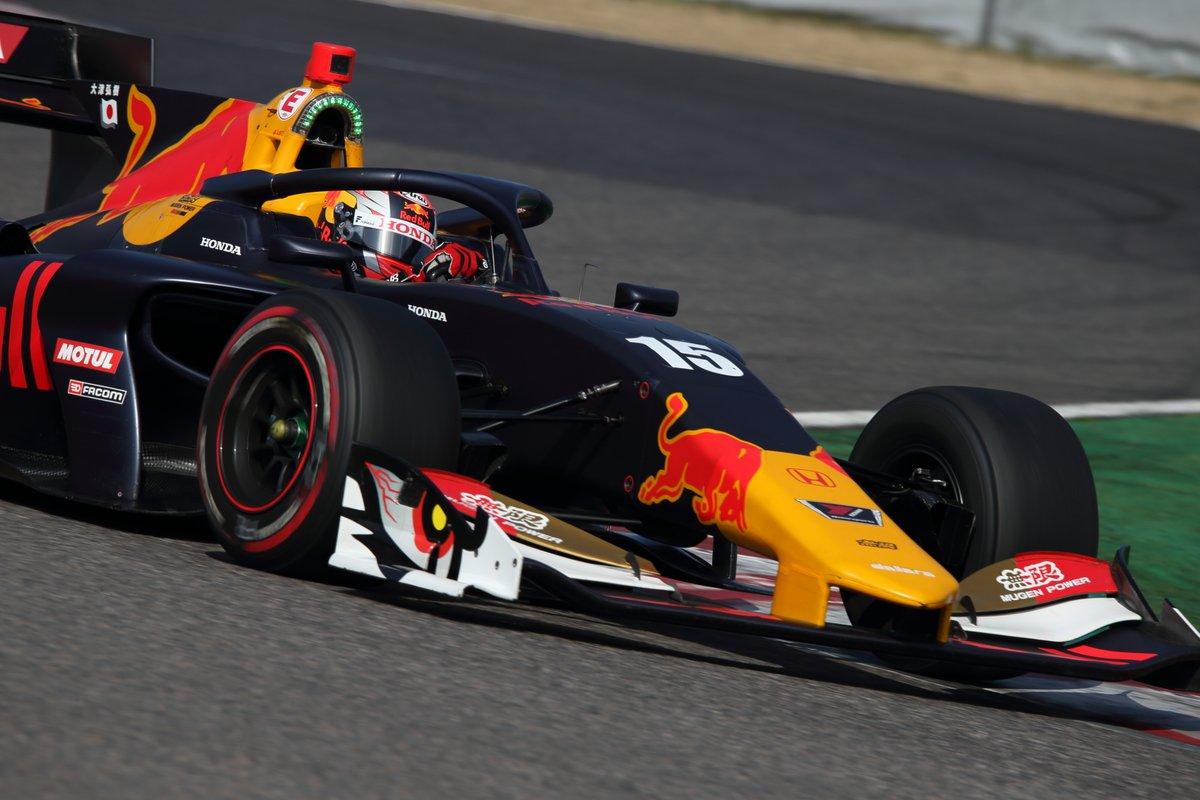 Hiroki Otsu(Red Bull MUGEN Team Goh)