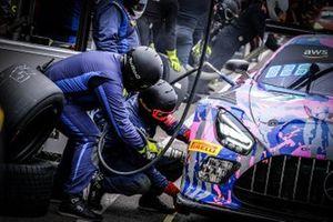 #74 Ram Racing Mercedes-AMG GT3: Том Онслоу-Коул, Мартин Конрад, Ремон Вос