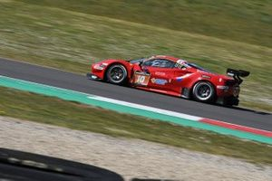 #10 MiddleCap racing with Scuderia Praha: Miroslav Výboh, Matúš Výboh, Josef Kral, Ferrari 488 GT3 Evo 2019