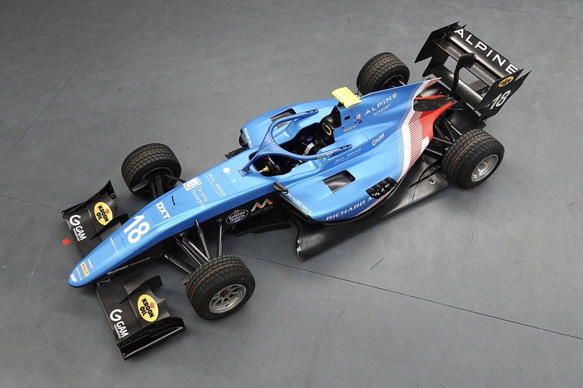 Decoración MP Motorsport