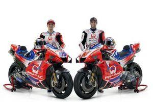 Jorge Martin, Johann Zarco, Pramac Racing