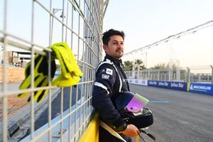 Bruno Correia, Safety Car Driver, Formula E