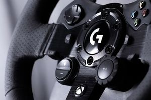 Logitech G923 Wheel