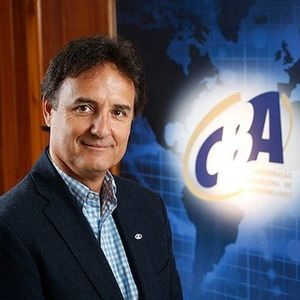 Giovanni Guerra - novo presidente da CBA