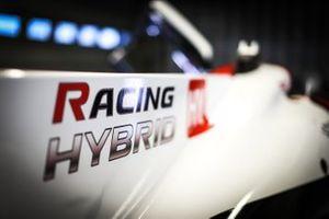 Toyota GR010 Hybrid detail