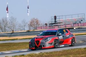 Philip Lindberg, Insight Racing, Alfa Romeo Giulietta TCR