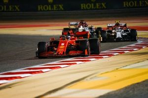 Sebastian Vettel, Ferrari SF1000, Antonio Giovinazzi, Alfa Romeo Racing C39, Kimi Raikkonen, Alfa Romeo Racing C39