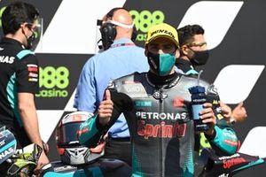 Xavi Vierge, Petronas Sprinta Racing parc ferme