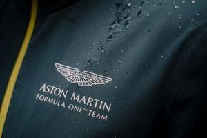 Logo Aston Martin F1