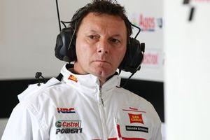 Fausto Gresini, directeur Gresini Racing