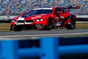 #25 BMW Team RLL BMW M8 GTE, GTLM: Connor De Phillippi, Philipp Eng, Timo Glock, Bruno Spengler