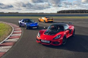 Lotus Elise ed Exige Final Edition